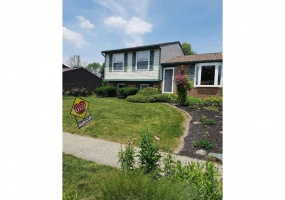 5881 Mount Royal Drive,Clayton,Ohio 45315,3 Bedrooms Bedrooms,7 Rooms Rooms,1 BathroomBathrooms,Single family,Mount Royal Drive,737058