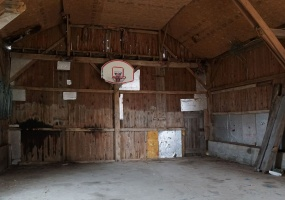 Barn Interior View 3