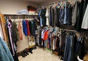 Master Walk-In-Closet