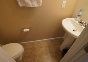 Main Floor Half Bath
