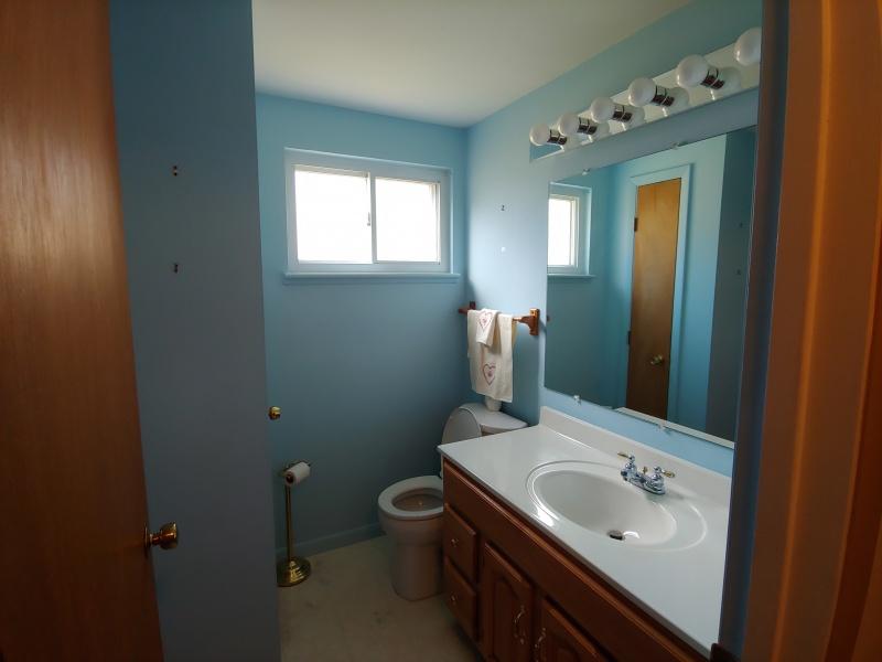 527 Bennert Drive Half Bath