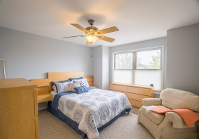 Master Bedroom with ensuite and  WALK IN CLOSET