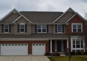 Two Story VICTORIA model home in Huber Heights